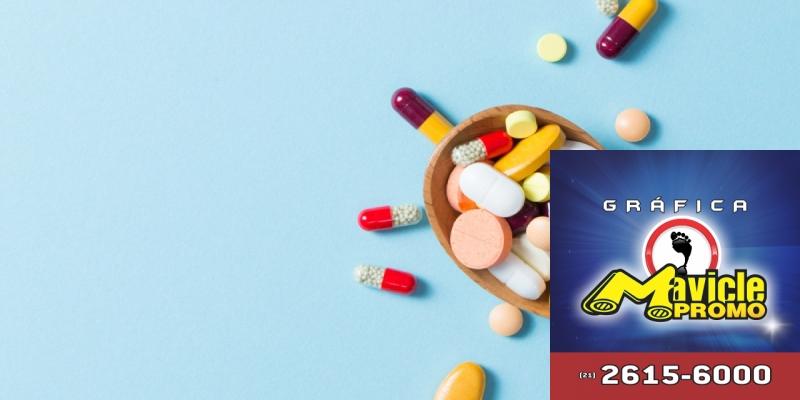 Venda de Medicamento sem Prescrição será discutido na CAS   Guia da Farmácia   Imã de geladeira e Gráfica Mavicle Promo
