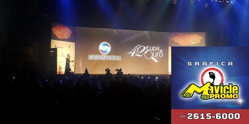 46 Lupa de Ouro premia a indústria farmacêutica   Guia da Farmácia   Imã de geladeira e Gráfica Mavicle Promo