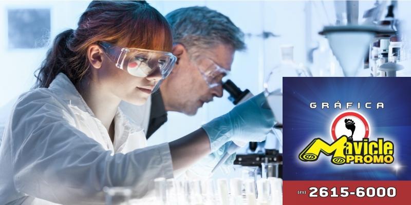 Farmacêuticas são as que mais investem em pesquisa com universidades   Guia da Farmácia   Imã de geladeira e Gráfica Mavicle Promo