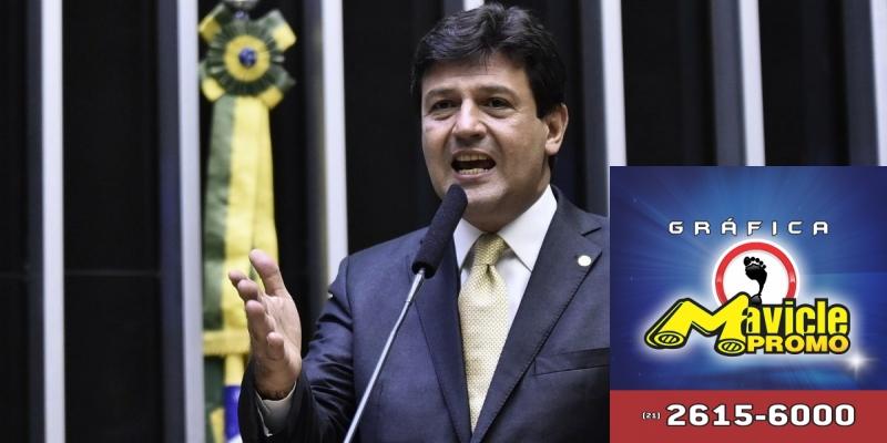 Bolsonaro confirma novo ministro da Saúde   Imã de geladeira e Gráfica Mavicle Promo