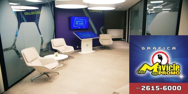 Merck abre M Lab® Collaboration Center no Brasil   Guia da Farmácia   Imã de geladeira e Gráfica Mavicle Promo