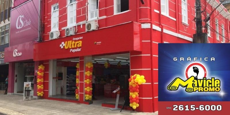 Ultra Popular recupera edifício histórico em Ilhéus   Guia da Farmácia   Imã de geladeira e Gráfica Mavicle Promo