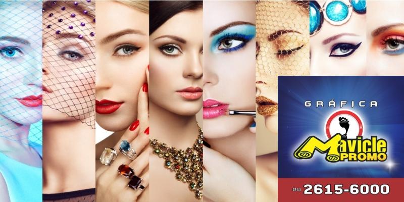 A pesquisa da Euromonitor indica as tendências do setor de beleza   Imã de geladeira e Gráfica Mavicle Promo