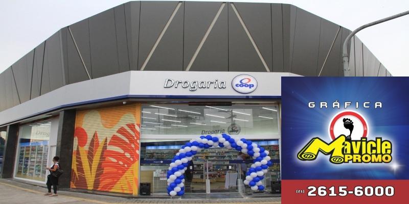 Coop anuncia investimentos de R$ 147 mi em farmácias e supermercados   Imã de geladeira e Gráfica Mavicle Promo