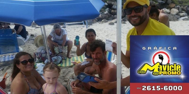 Nissei inova vender protetor solar na periferia do paraná   Imã de geladeira e Gráfica Mavicle Promo