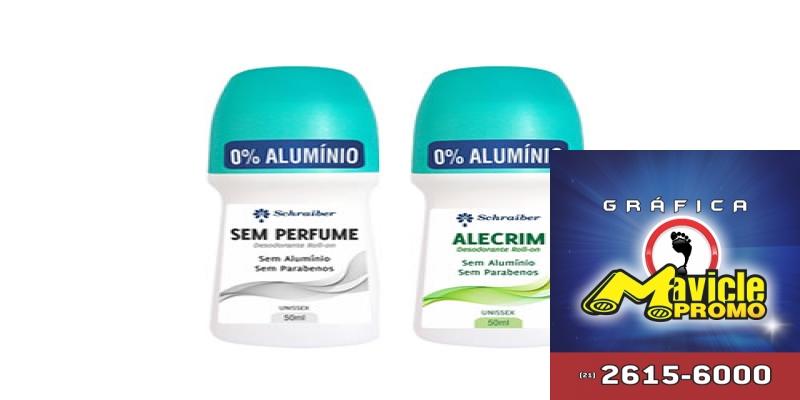 Desodorante sem alumínio e parabenos chega à Rede Panvel