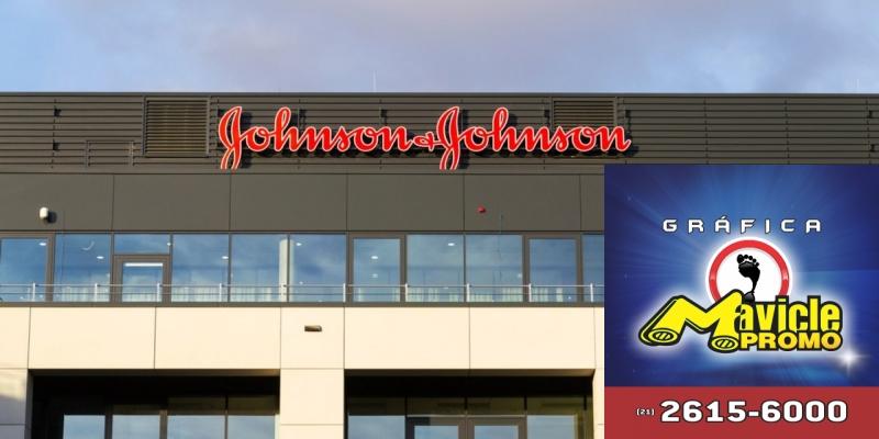 Johnson & Johnson anuncia acordo para adquirir o Auris Health   Imã de geladeira e Gráfica Mavicle Promo