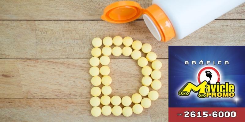 Oito doenças que podem ser evitadas com a vitamina D em dia   Imã de geladeira e Gráfica Mavicle Promo