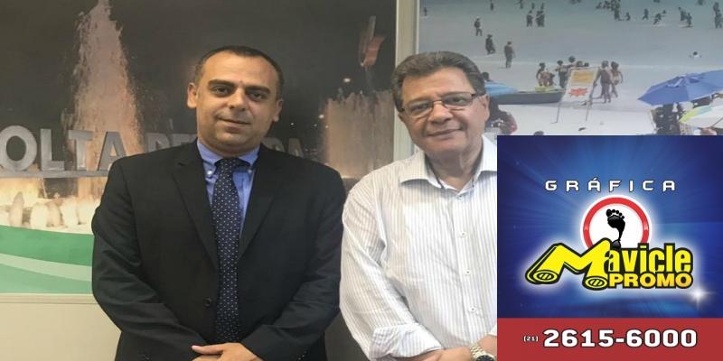 Deputado Anderson Moraes visita Ascoferj para conhecer as demandas do setor farma   ASCOFERJ