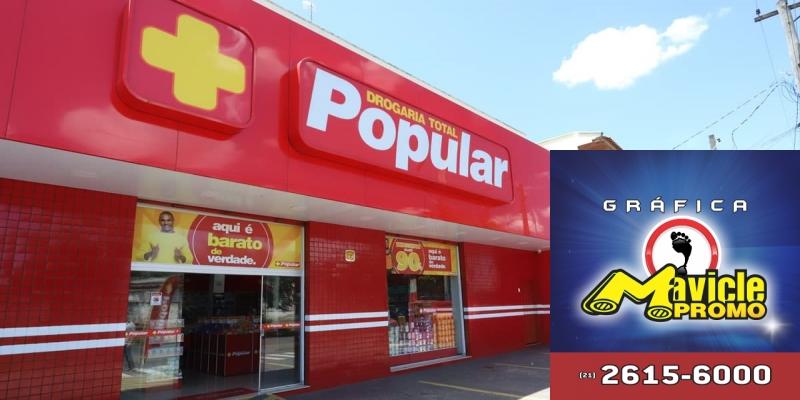 Farmácia Total lança bandeira popular para os empresários da rede