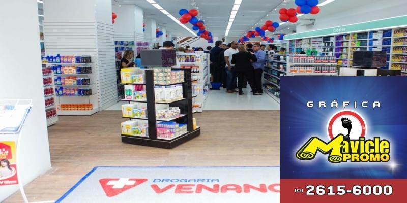 Farmácia Venâncio há promoções para o mês do consumidor   ASCOFERJ
