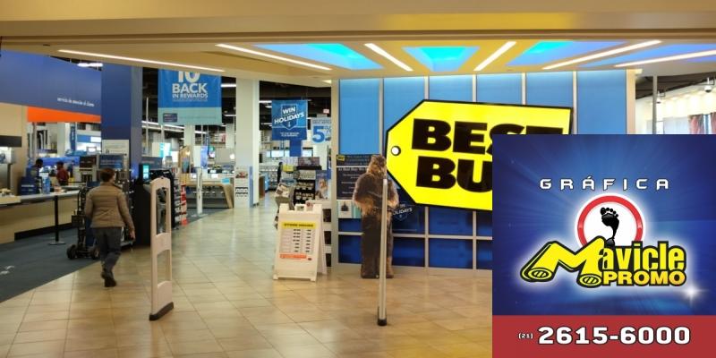 Lições da Best Buy para driblar a concorrência do e commerce   Imã de geladeira e Gráfica Mavicle Promo