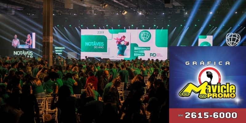 RD realiza a convenção anual do