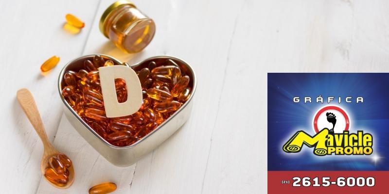 Conheça a importância da vitamina D para a saúde da mulher   Imã de geladeira e Gráfica Mavicle Promo