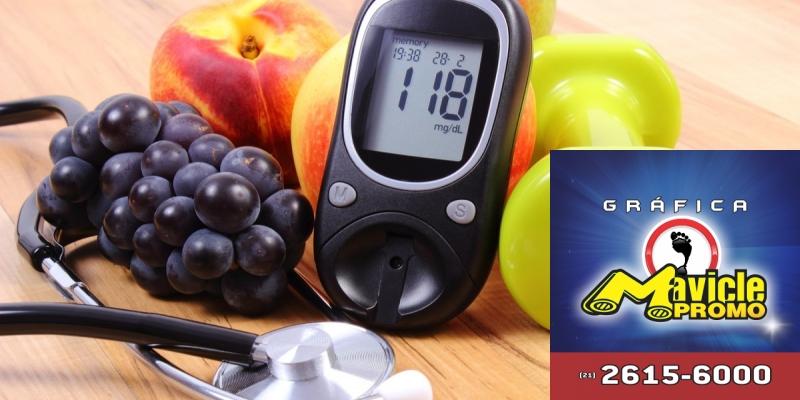 Insulina inalável? Evento de demonstração de novas tecnologias para a diabetes   Imã de geladeira e Gráfica Mavicle Promo