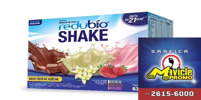 Redubío lança kit para dietas de 21 dias
