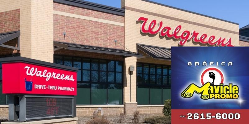Walgreens olha serviços odontológicos   Guia da Farmácia   Imã de geladeira e Gráfica Mavicle Promo