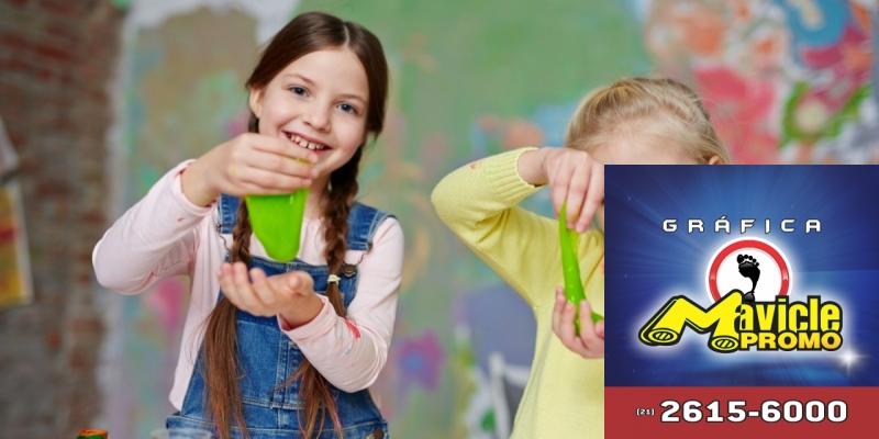 Anvisa: ingrediente de slime pode causar intoxicação   Imã de geladeira e Gráfica Mavicle Promo