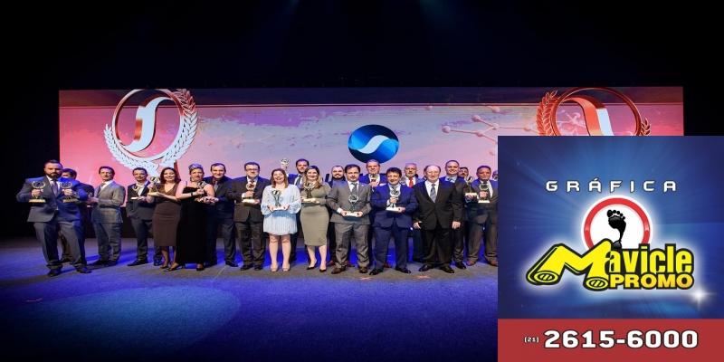 Sindusfarma premia os melhores fornecedores da indústria farmacêutica