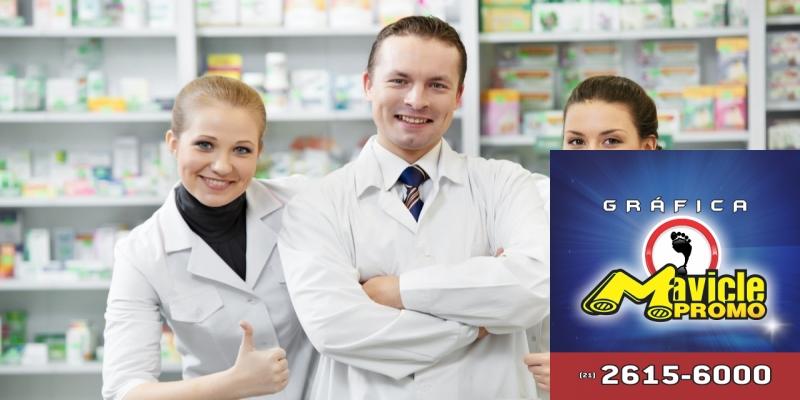 CRF SP cria o programa de substituição para farmacêuticos   Imã de geladeira e Gráfica Mavicle Promo