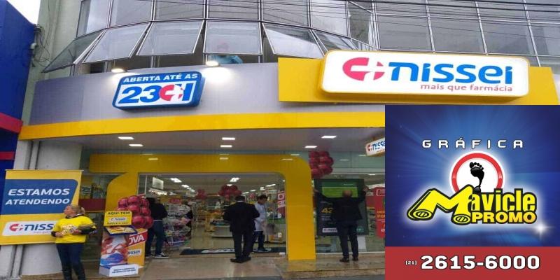 Nissei abre farmácias em Palmas