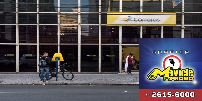 Agência dos Correios em São Paulo; privatização da estatal é apontada como a mais complexa — Foto: Marcelo Brandt/G1